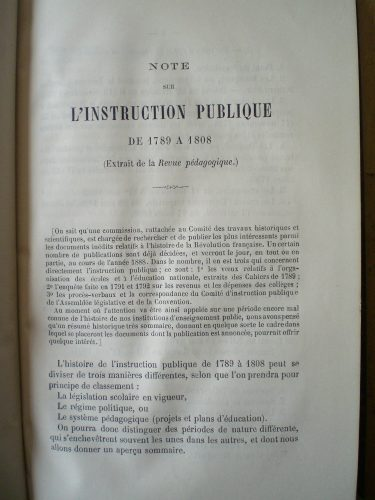 Note-introduction